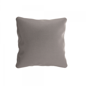 Square Scatter Cushion Stone Grey